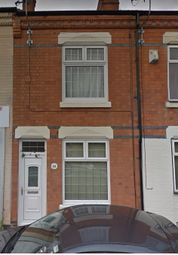 Thumbnail 2 bed terraced house for sale in Moira Street, Belgrave, Leicestershire