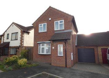 Thumbnail 3 bed link-detached house for sale in Pentland Close, Oakwood, Derby, Derbyshire