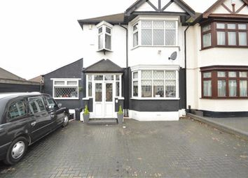 Thumbnail 3 bed semi-detached house for sale in Fernhall Drive, Redbridge