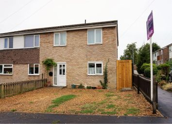 Thumbnail 3 bed semi-detached house for sale in Windmill Walk, Sutton, Ely, Cambridgeshire