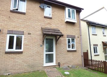 Thumbnail 2 bed end terrace house for sale in Mellons Walk, Newton Abbot