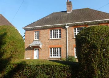 Thumbnail 3 bed semi-detached house to rent in Waxwell Close, Pinner