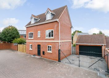 Thumbnail 4 bed detached house for sale in Short Street, Dickens Heath, Shirley, Solihull