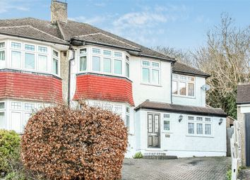 Thumbnail 4 bed semi-detached house for sale in Lyndhurst Road, Coulsdon