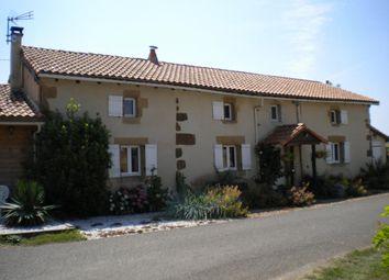 Thumbnail 5 bed farmhouse for sale in Poitou-Charentes, Vienne, Pressac