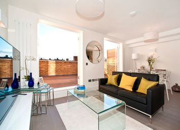 Thumbnail 1 bed flat for sale in Goldhawk Road, London