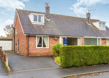 Thumbnail 3 bed bungalow for sale in Hawthorn Crescent, Lea, Preston