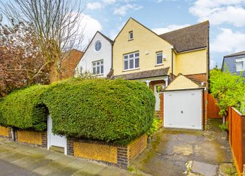 Thumbnail 4 bed semi-detached house for sale in Dora Road, London