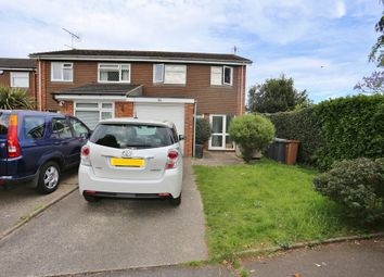 Thumbnail 3 bed semi-detached house for sale in Gosford Way, Old Felixstowe, Felixstowe