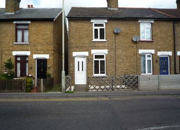 Thumbnail 2 bed terraced house to rent in Burford Street, Hoddesdon