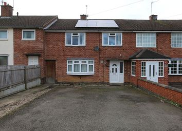 Thumbnail 4 bed terraced house for sale in Elstree Avenue, Leicester, Leicestershire