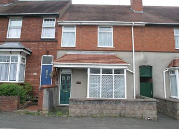 Thumbnail 3 bed terraced house for sale in Wall Well Lane, Halesowen