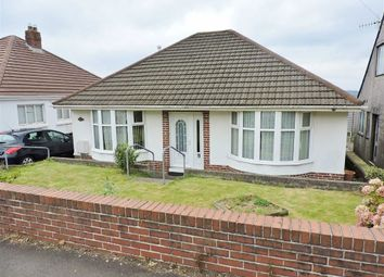 Thumbnail 2 bed detached bungalow for sale in Birchgrove Road, Birchgrove, Swansea