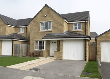 Thumbnail 4 bedroom detached house for sale in Holly Road, Scissett, Huddersfield