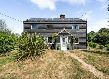 Thumbnail 3 bed detached house for sale in Stradishall, Stradishall, Newmarket, Suffolk