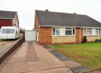 Thumbnail 2 bed bungalow to rent in Fairford Gardens, Burntwood