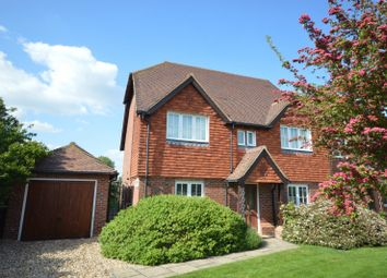Thumbnail 4 bed semi-detached house to rent in Bremere Lane, Highleigh, Chichester