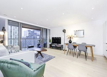 Thumbnail 1 bed flat to rent in Heritage Tower, Limeharbour, Canary Wharf