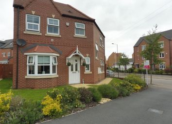 Thumbnail 3 bed detached house for sale in Wild Geese Way, Mexborough