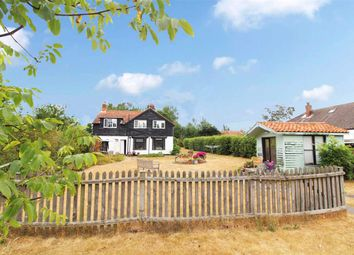 Thumbnail 3 bed cottage for sale in Farnham Road, Snape, Saxmundham, Suffolk