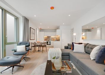 Thumbnail 2 bedroom flat for sale in 4 Cunningham Avenue, Traders' Quarter At Royal Wharf, London
