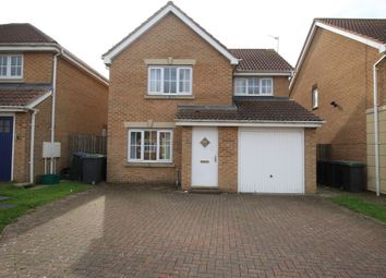 Thumbnail 3 bed detached house for sale in Fenwick Way, Consett