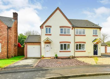 Thumbnail 3 bed semi-detached house for sale in Lydford Close, Ivybridge
