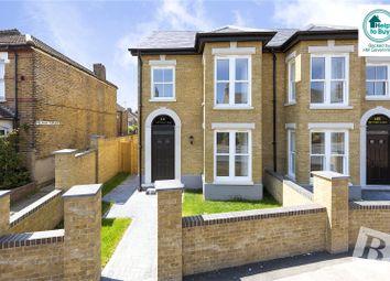 Thumbnail 4 bedroom semi-detached house for sale in Pelham Road, Gravesend, Kent