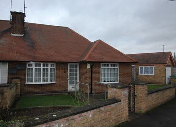 Thumbnail 3 bed bungalow for sale in Greenwich Avenue, Nottingham