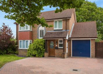 Thumbnail 3 bed detached house for sale in Rother Garth, Didcot