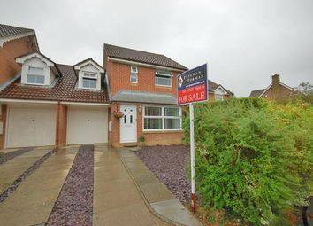 Thumbnail 3 bed link-detached house for sale in Shepherds Way, Uckfield, East Sussex