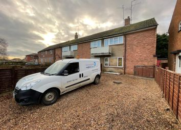 Thumbnail 2 bed flat for sale in Linden Avenue, Kettering
