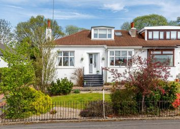 Thumbnail 3 bed semi-detached bungalow for sale in 36 Etive Drive, Giffnock