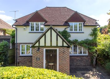 Thumbnail 3 bed detached house for sale in Beadles Lane, Old Oxted, Surrey