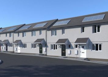 Thumbnail 3 bed terraced house for sale in Hendra Heights, St. Dennis, St. Austell, Cornwall