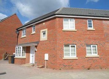 Thumbnail 4 bedroom semi-detached house to rent in Kiln Street, Hampton Vale, Peterborough