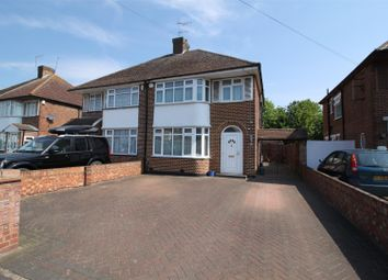 Thumbnail 4 bed semi-detached house for sale in Barnhill Road, Yeading, Hayes