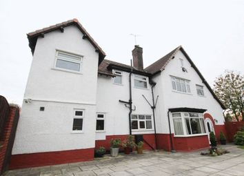 Thumbnail 4 bed semi-detached house for sale in Mather Avenue, Calderstones, Liverpool