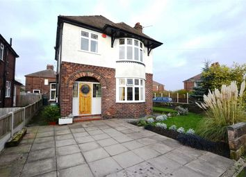 Thumbnail 3 bedroom detached house for sale in Stratford Avenue, May Bank, Newcastle-Under-Lyme