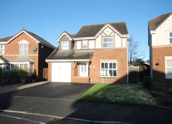 Thumbnail 4 bedroom detached house to rent in Salterton Drive, Midlle Hulton, Bolton, Lancashire.