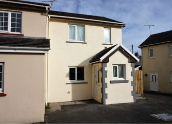 Thumbnail 2 bed semi-detached house for sale in Park Avenue, Kilgetty