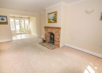 Thumbnail 2 bed end terrace house for sale in The Street, Kettleburgh, Woodbridge