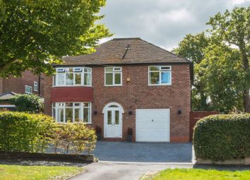 Thumbnail 4 bed detached house for sale in Wood Lane, Timperley, Altrincham