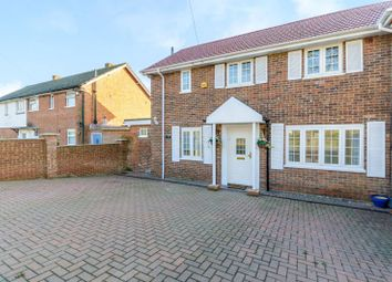 Thumbnail 4 bed semi-detached house for sale in Bassett Road, Maybury