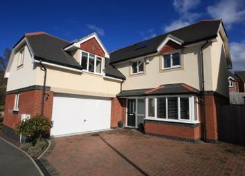 Thumbnail 5 bed detached house for sale in Gwel Y Castell, Llandudno Junction