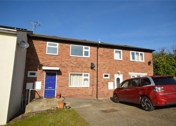 Thumbnail 3 bed terraced house for sale in Goddard Way, Saffron Walden, Essex