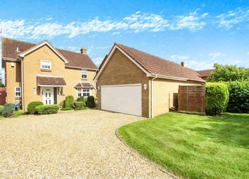 Thumbnail 4 bed detached house for sale in Putlowes Drive, Fleet Marston, Aylesbury
