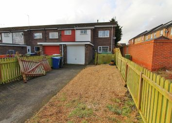 Thumbnail 3 bed end terrace house for sale in Brocklesby Close, Gainsborough