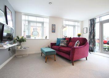 Thumbnail 1 bed flat for sale in Hampton Court, Marsh Lane, Hampton-In-Arden