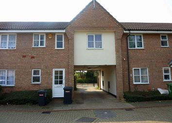 Thumbnail 1 bed flat for sale in Old Court Mews, St Martins Street, Peterborough